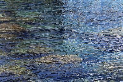 Beneath Reflections Original by Carina Mascarelli