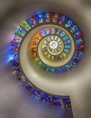 Thanksgiving Art Photograph - Bent Toward The Divine by Stephen Stookey
