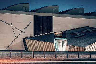 Berlin Photograph - Berlin - Academy Of The Jewish Museum by Alexander Voss