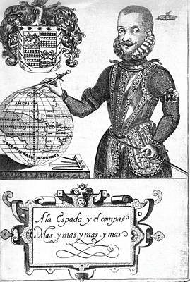 Bernard De Vargas Machuca, Spanish Print by Middle Temple Library