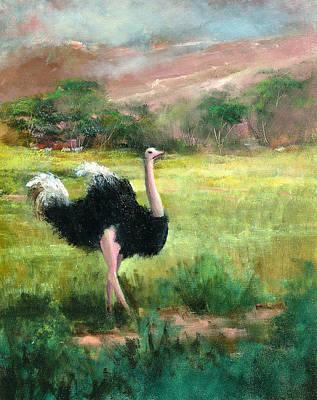 Best Legs In Ngoro Original by Sally Seago