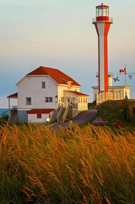 Summer Photograph - Best Of Nova Scotia by Garvin Hunter