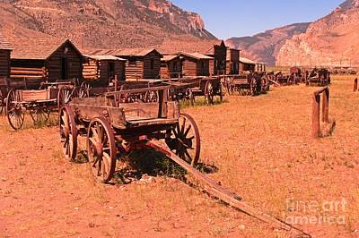 The Hills Mixed Media - Best Of The Old West  by John Malone