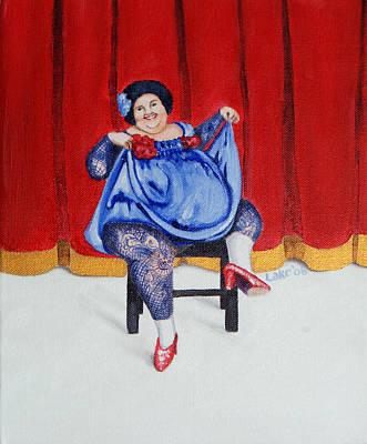 Painting - Betty II by Matthew Lake