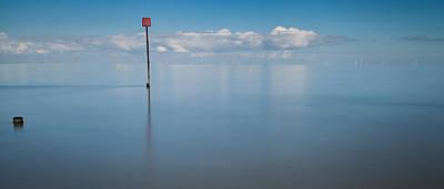 Beyond The Sea Print by Nigel Jones