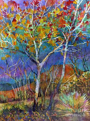 Beyond The Woods Original by Hailey E Herrera