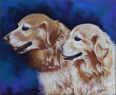 Bff Best Friends Forever Original by Tracy L Teeter