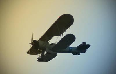 Bi Plane Digital Art - Bi-plane by Bill Cannon