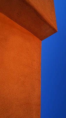 Architecture Photograph - Big Red by Skip Hunt