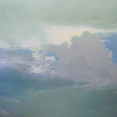 Painting - Big Sky 2 by Cap Pannell