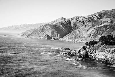 Photograph - Big Sur Coast  by Scott Pellegrin