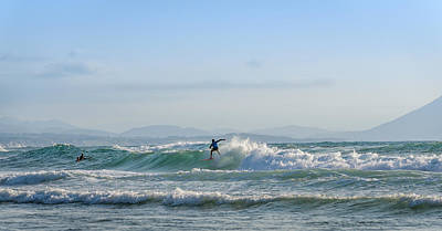 Photograph - Big Surf Invitational IIi by Thierry Bouriat