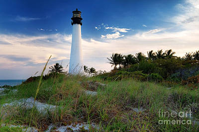 Photograph - Bill Baggs Cape Florida by Eyzen Medina