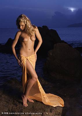 Birth Of Aphrodite Original by  Samdobrow  Photography