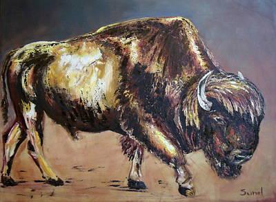 Bison Original by Sunel De Lange