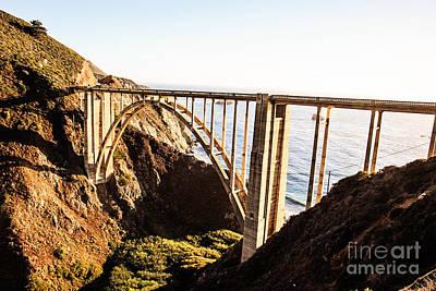 Photograph - Bixby Bridge by Scott Pellegrin