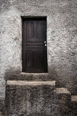 Black Door Original by Marco Oliveira