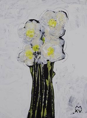 Bloom No. 4 Original by Mark M  Mellon