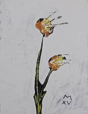 Bloom No. 8  Original by Mark M  Mellon