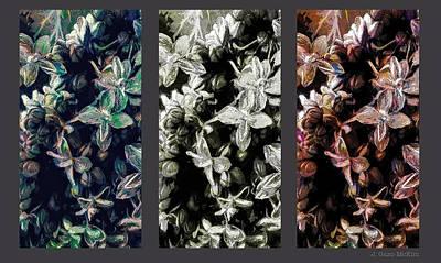Blossom Panel Print by Jo-Anne Gazo-McKim