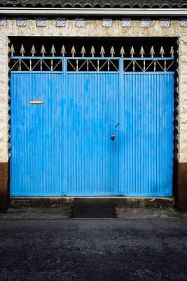 Blue Gate Original by Marco Oliveira