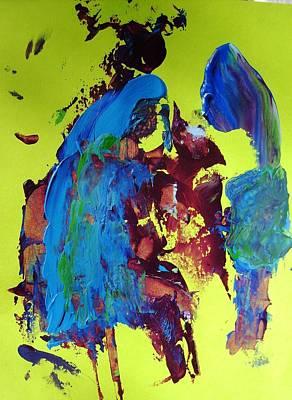 Blue Note Original by Bruce Combs - REACH BEYOND