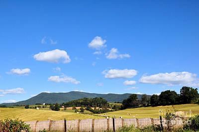 Rockbridge Photograph - Blue Skies by Todd Hostetter