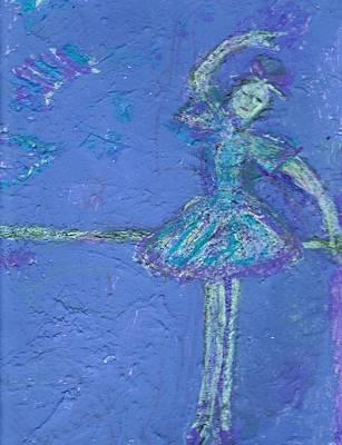 Bluedream Print by Anne-Elizabeth Whiteway