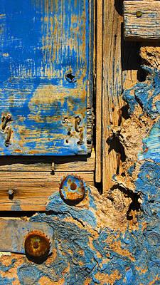Mexico Photograph - Blues Dues by Skip Hunt