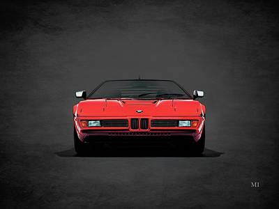 German Classic Cars Photograph - Bmw M1 1979 by Mark Rogan
