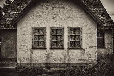 Boarded Windows Original by Hugh Smith