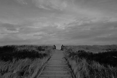 Beach Photograph - Boardwalk by Kathleen Sartoris