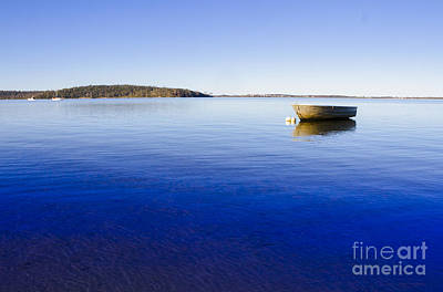 Boating Backgrounds Print by Jorgo Photography - Wall Art Gallery