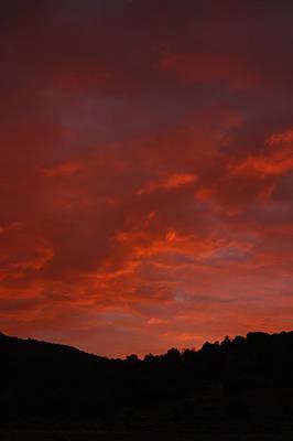 Sunset Photograph - Boca Visita Sunset by Jerry McElroy