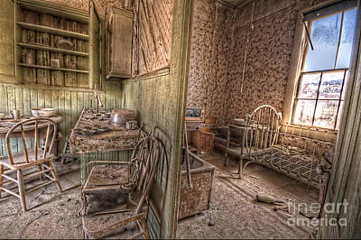 Bodie Kitchen/bedroom Print by Rich Governali