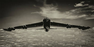 Photograph - Boeing B-52 Stratofortress 2 by Tommy Anderson