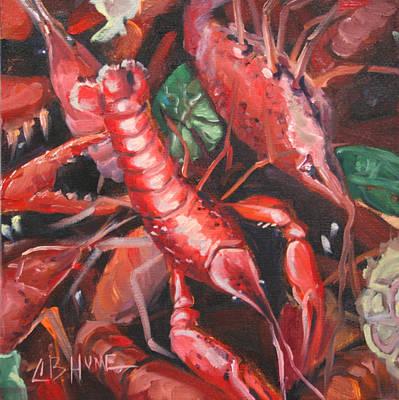Boiled Crawfish Original by CB Hume