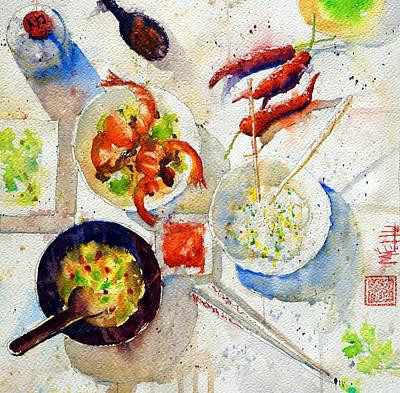 Bon Appetit Original by Andre MEHU
