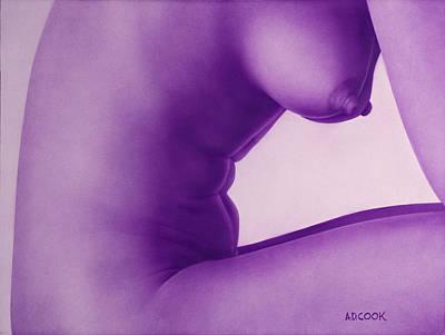 Painting - Bon Vivant by AD Cook