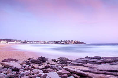 Swollen Photograph - Bondi Basin by Az Jackson