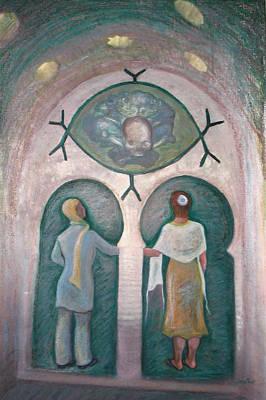 Bondye Imamou Original by Barbara Nesin