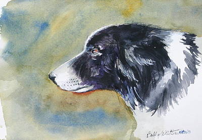 Bonnie Dog Original by Bobby Walters