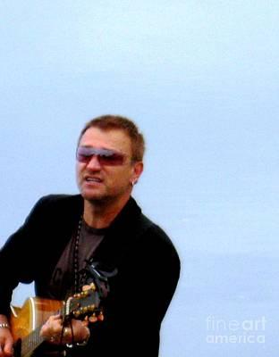 Jer Photograph - Bono 5 by Marta Robin Gaughen