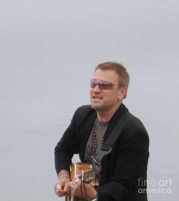Jer Photograph - Bono 7 by Marta Robin Gaughen