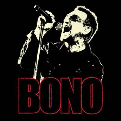 Bono Digital Art - Bono Tour 2016 by Gandi Rismawan