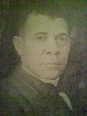 Booker T. Washington  Original by Milton  Gore
