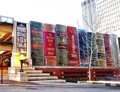 Books Of Kansas City Original by Donna Caplinger