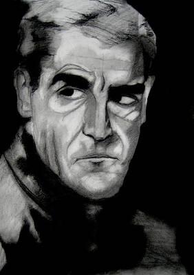 Boris Drawing - Boris  by Michael De Alba