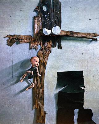 Born Again Painting - Born Again by John Lautermilch