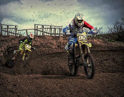 Wild Racers Photograph - Born To Run by Roy Pedersen